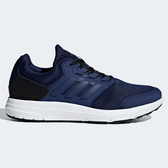 ADIDAS GALAXY 4 男鞋 慢跑 訓練 網布 支撐 緩衝 穩定 舒適 透氣 藍【運動世界】F36159