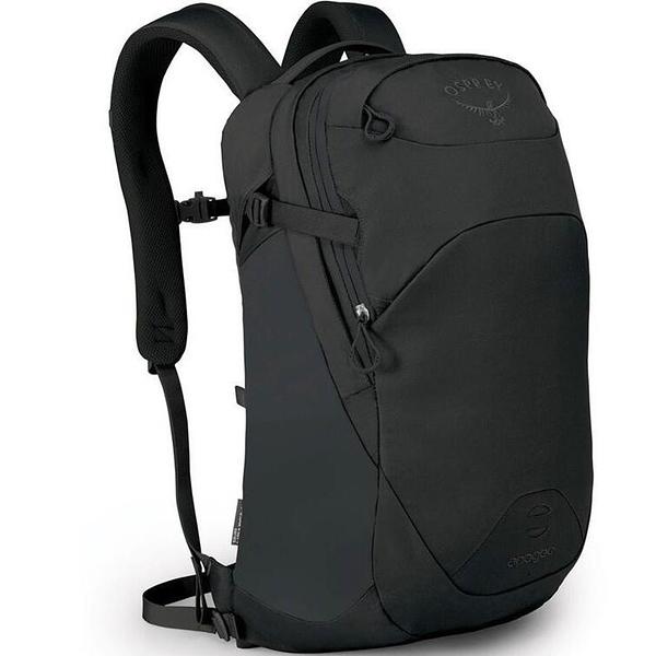 『VENUM旗艦店』Osprey Apogee 通勤背包/電腦包/筆電包 28升 黑