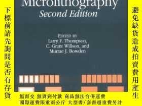 二手書博民逛書店Introduction罕見to Microlithography (ACS Professional Refer