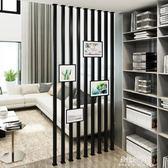 現代簡約鐵藝隔斷小戶型客廳辦公室屏風臥室衛生間鏤空玄關裝飾  朵拉朵衣櫥