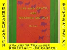 二手書博民逛書店Life罕見and Death Are Wearing Me OutY19139 Mo Yan Arcade;
