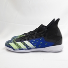 Adidas PREDATOR FREAK 3 IN 男款 足球鞋 FY0748 黑藍 大尺碼【iSport愛運動】
