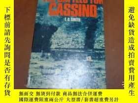 二手書博民逛書店THE罕見BATTLES FOR CASSINO 卡西諾之戰(1