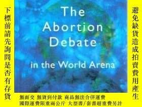 二手書博民逛書店The罕見Abortion Debate in the Worl