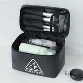 化妝包 化妝包大容量韓國旅行防水大號簡約便攜小方包化妝品收納包洗漱包 全館免運