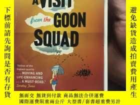 二手書博民逛書店A罕見Visit from the Goon Squad 古惑仔Y259844 Jennifer Egan C