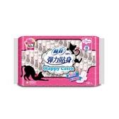 蘇菲彈力貼身happy catch日用衛生棉23cm X18片【愛買】