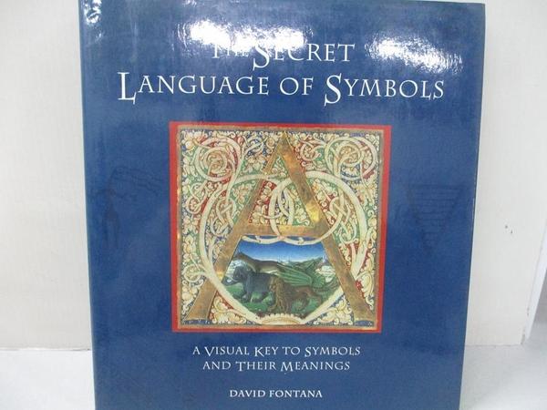 【書寶二手書T1/星相_DRN】The Secret Language of Symbols_David Fontana