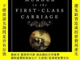 二手書博民逛書店Murder罕見in the First-Class Carriage: The First Victorian