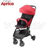 愛普力卡 Aprica nano smart Plus 可折疊嬰兒車-紅色瑞德