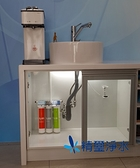 白002: 普德BD-5168冷熱桌上型飲水機+高效能UF膜超濾淨水器 FT LINE3