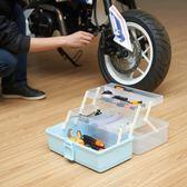 藥箱家庭用多層特大號藥品整理收納盒小寶寶急救箱家用兒童中 萬聖節禮物