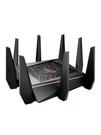 路由器華碩GT-AC5300高速智慧三頻無線AC5300M千兆企業級路由器穿墻 維科特3C