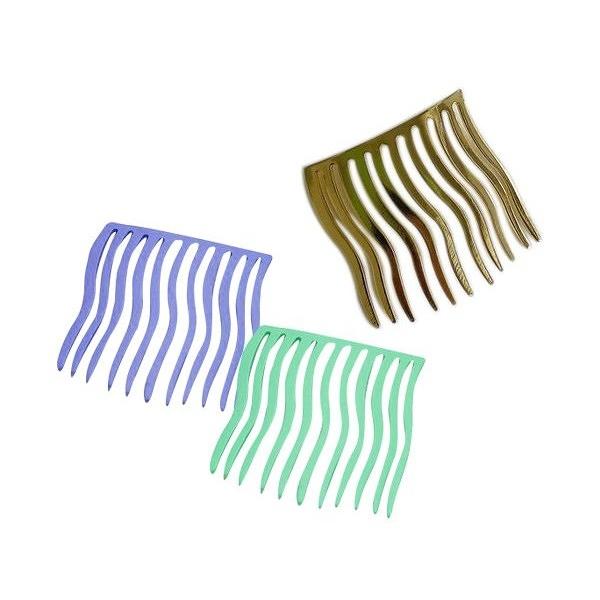 可愛瀏海無痕髮梳(1入) 款式可選【小三美日】髮飾
