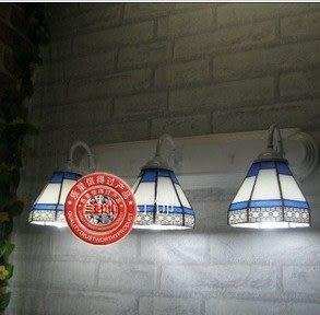 設計師美術精品館帝蒂凡尼燈飾燈具客餐廳床頭鏡前衛浴走廊簡約現代地中海多頭壁燈