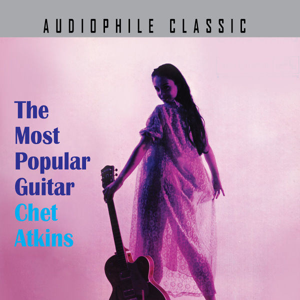 【停看聽音響唱片】【CD】The Most Popular Guitar Chet Atkins