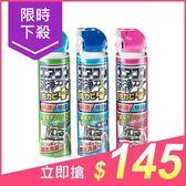 日本 興家安速 冷氣清潔劑(420ml) 森林/無香/花香 3款可選【小三美日】免水洗 ※禁空運 $199
