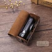 相機套 理光gr3黑卡7RX100系列m6保護皮套 佳能G7X2徠松下lx10通用相機包-快速出貨