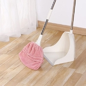創意萬用掃把套 吸塵吸水吸髮 布拖把 拖地神器 (顏色隨機出貨)