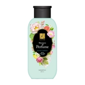 Elastine島嶼花園奢華香水洗髮精200ml-淨化控油款
