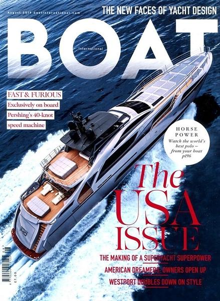 BOAT International 8月號/2019