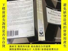 二手書博民逛書店X罕見Protocol reference manual for