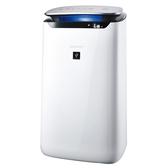 SHARP夏普自動除菌離子空氣清淨機 FP-J60T-W