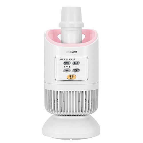 IRIS OHYAMA【日本代購】 衣物棉被烘乾機 烘被機 烘衣機IK-C300-粉