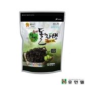 【韓國HUMANWELL】即期品-橄欖油海苔酥(50克一包)