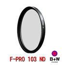 德國 B+W  82mm ND-103  減光鏡
