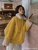 短款棉衣新款爆款冬季棉衣外套女冬短款ins潮韓版寬鬆oversize棉服 新年優惠