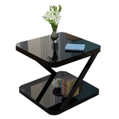 茶几陽臺小茶幾簡約現代迷你方形客廳沙發邊幾簡易小戶型創意角幾茶幾