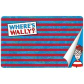 Wally《侏儸紀》變色一卡通