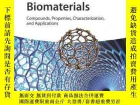 二手書博民逛書店Nano-罕見and Biomaterials: Compounds, Properties, Character