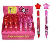 【卡漫城】Hello Kitty 2隻一組 ㊣版 凱蒂貓 三麗鷗 星星版 360度按壓 自動鉛筆 ~