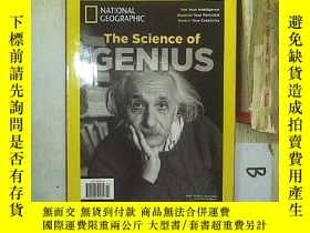 二手書博民逛書店The罕見Science of GENIUS 天才學 (A01).Y261116
