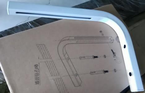 KAMAS卡瑪斯投影布幕專用吊架L型26公分 延伸布幕離牆使用 (含稅含運)