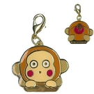 【震撼精品百貨】OSARUNOMONKICHI_淘氣猴 OSARU NO MONKICHI 鎖圈 #10650