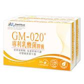 專品藥局 景岳 GM-020 專利乳酸菌膠囊 (2盒組 共60顆 原 七暢原)【2011130】