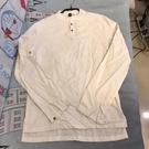 新款簡約潮流中國風長袖襯衫(L號/555-630)
