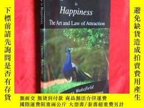 二手書博民逛書店The罕見Objective Is Happiness: The
