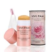 VIVI PAM SOD酵能蠶絲蛋白洗顏棒65g+柔細起泡網x1