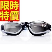 泳鏡-抗UV游泳比賽防霧浮潛蛙鏡4色56ab33【時尚巴黎】