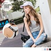 《KS0291》台灣品質.世界同布~美背設計字母滾邊花紗運動背心 OrangeBear