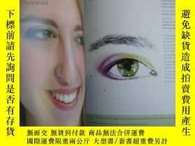 二手書博民逛書店Eye罕見candy:55 easy makeup looks