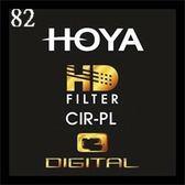 【聖影數位】HOYA HD MC CIR-PL 82mm 超高硬度廣角薄框多層鍍膜環型偏光鏡