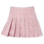 女童半身裙 女童半身裙2020新款兒童裝百褶裙套裝春秋短裙大童女孩學院風裙子 小宅女