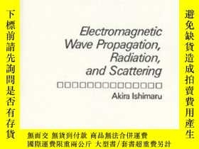 二手書博民逛書店Electromagnetic罕見Wave Propagation Radiation And Scatterin