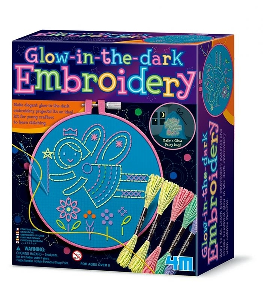 夜光刺繡大師 Glow Embroidery Stitches