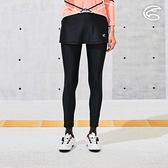 ADISI 女長自行車裙褲AP2113062 (S-XL) / 彈性 快乾 車褲 褲裙 單車服飾